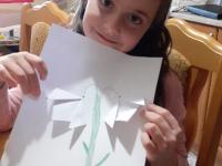 Děti nezahálí a posílají vypracované úkoly - děkujeme, Nelinko, Honzíku a Nikolko